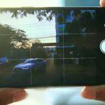 قانون یک سوم در عکاسی با موبایل