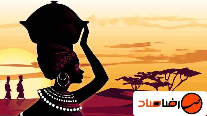 موسیقی آفریقایی اصیل