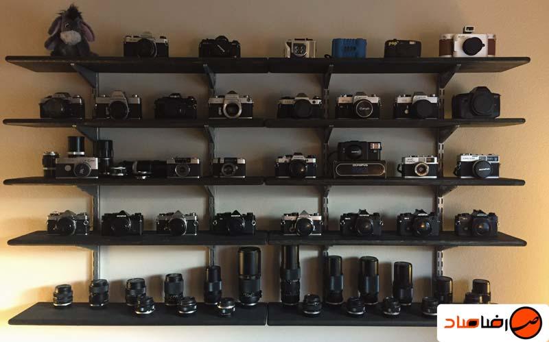 از کجا دوربین بخریم سایت و فروشگاه فروش دوربین