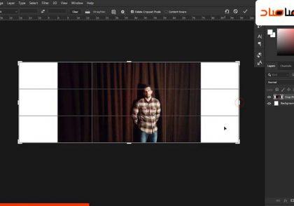 Image Expand در فتوشاپ بزرگ کردن اندازه عکس اضافه کردن جزییات رضاصاد