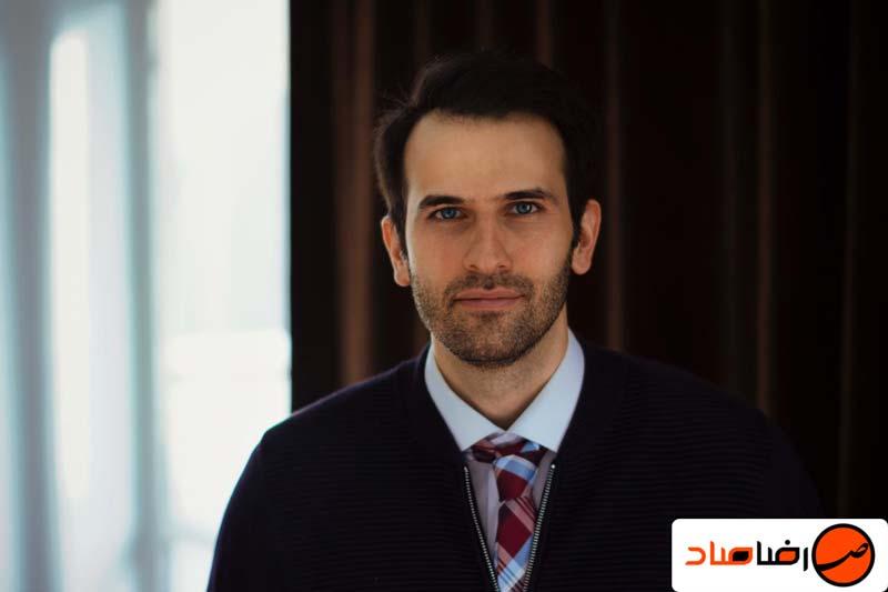 عکس پرتره دکتر محمد یوسفیان